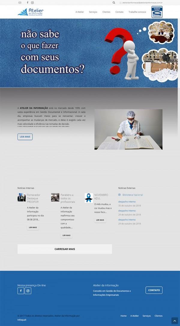 Atelier da Informação